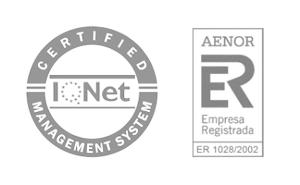 Certificados IqNet y Aenor - TAZ Valves