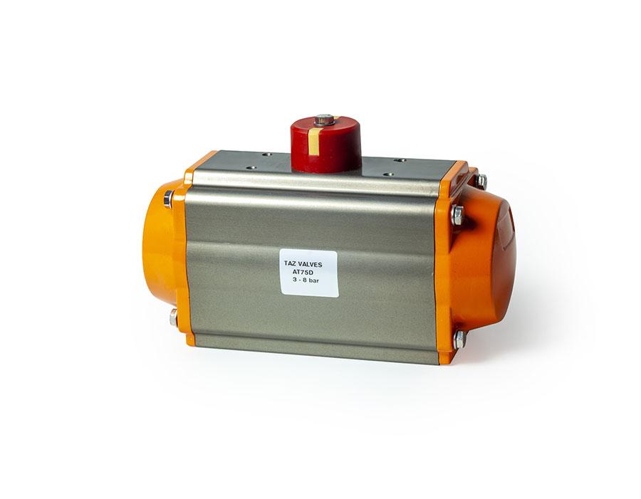 Válvula actuador simple doble efecto - TAZ Valves