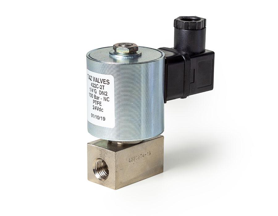 Válvula mando directo 412C - TAZ Valves